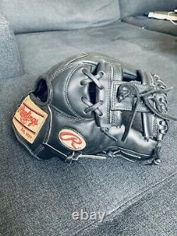 Rawlings Pro Preferred 50th Anniversary Gold Label Glove Prosnp2-50 (taille 11.25)
