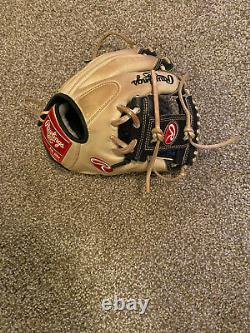 Rawlings Pro Preferred & Heart Of The Hide Pro Label Infield Glove 11.5 Pouces