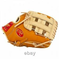 Rawlings Pro Preferred Pro H-web Gant De Baseball Rht 11,5 Pros204-6ct Infielder