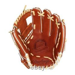 Rawlings Pro Preferred Pro I-web Gant De Baseball Rht 11.5 Pros314-2br Infielder