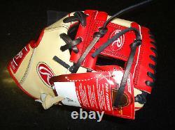 Rawlings Pro Preferred Pros204-2bcwt Gant De Baseball 11,5 Rh $359.99