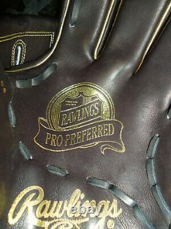 Rawlings Pro Shop Custom Pro Preferred Pros316-dp2 Gant 12 Rh $479.99
