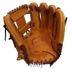 Rawlings Pro Stock Pro Preferred 11.5 Infield Glove-pros204-2krtpro2-day Ship