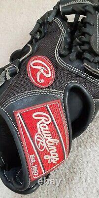 Rawlings Pro204dm 11.5 Heart Of The Hide Baseball Glove Gauche Main Pro Lht Remis