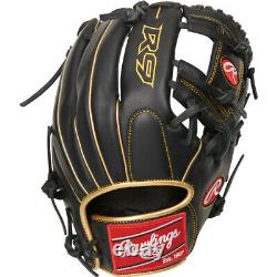 Rawlings R9 Series 11.5 Pro I Gants De Baseball Modèle Web Infield