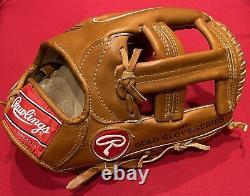Rawlings Rare Made USA Pro-6xtc Heart Of The Hide Pro Baseball Glove Mitt Nwot