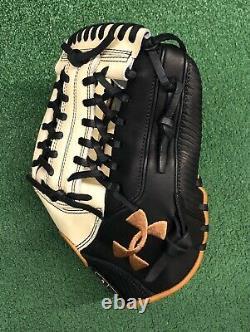 Sous Armour Véritable Pro 11.75 Pitchers Infield Baseball Gants Uafggp2-1175