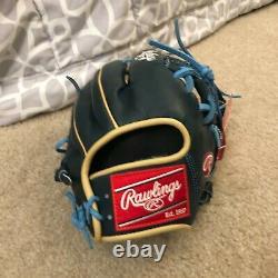 Tout Nouveau Avec Tags Rawlings Pro Preferred Baseball Glove ID #67 Pros204-2nc