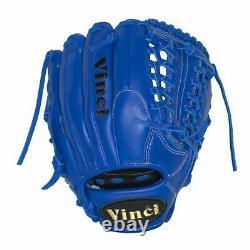 Vinci Pro Série Limitée Jc3300-l Gants De Baseball Bleu De 11,5 Pouces