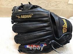 Wilson A2000 1440 Pro Stock 11.75 Gant De Baseball Lancer De La Main Droite