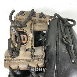 Wilson A2000 1788 Pro Stock 11.25 Gant De Baseball Rht Noir/gris