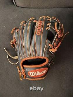Wilson A2000 Ja27 11.5 Infield Gants Pro Stock