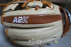 Wilson A2k 11.5 Gants De Baseball Nwot Rht Modèle 1786 Pro Stock Sélectionner Abu Japon