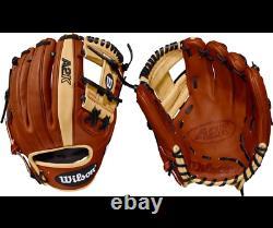 Wilson A2k 1786 Pro Stock Select Glove Wta2krb181786 11,5 Rh $359.99