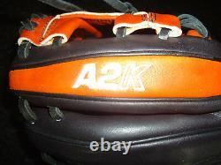 Wilson A2k Di88 Pro Stock Select Glove Wta2krb18di88 11,25 Rh $359.99