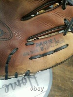 Wilson L'a2000 1788 /11.25 Baseball Glove Brun, Pro Stock Leather Dual Welt