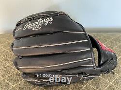 Wow! Rawlings Pro201-3jb Heart Of The Hide Baseball Glove Rht 11 3/4 Pouces