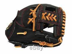 Zett Pro Elite Gants De Baseball Noir De 11,75 Pouces